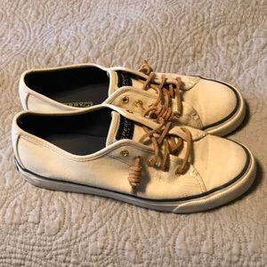 Sperry Seacoast Canvas Sneaker